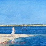 Sea Shells by the Sea Shore Nantucket Original Christopher Wheat