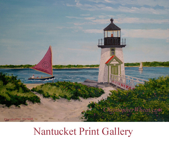 Nantucket Prints Gallery
