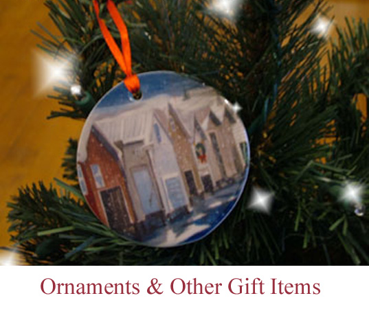 Ornaments and Other Gifts